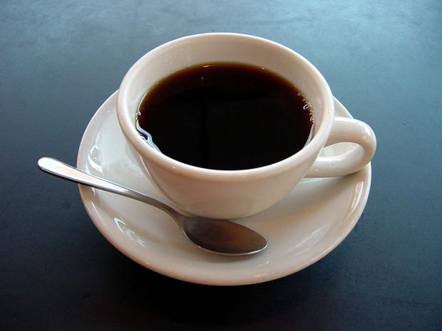 A Small Cup of Coffee.  Source: http://commons.wikimedia.org/wiki/File:A_small_cup_of_coffee.JPG