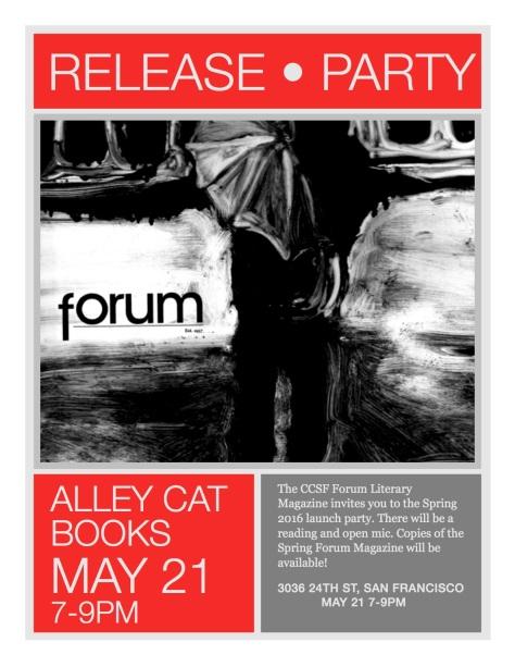forum release flyer spr 16