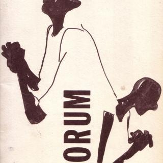 Forum (1968) cover.