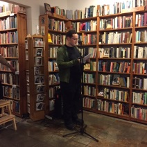 Kevin Cosby, Poetry Editor (Forum, Spring 2017) word-haver and train-thief living in San Francisco
