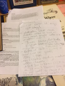Advisor's Notes