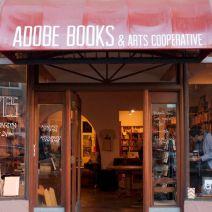 Adobe Books, San Francisco (hosting